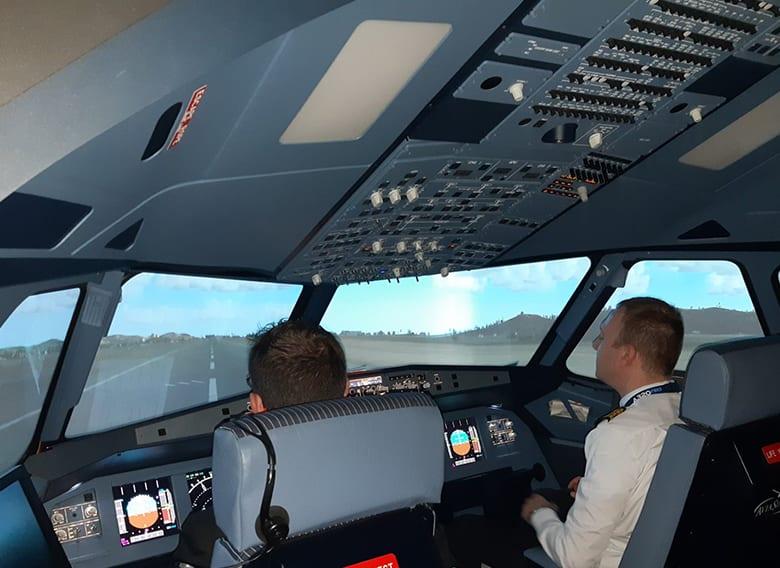 formation professionnelle simulateur de vol metz thionville